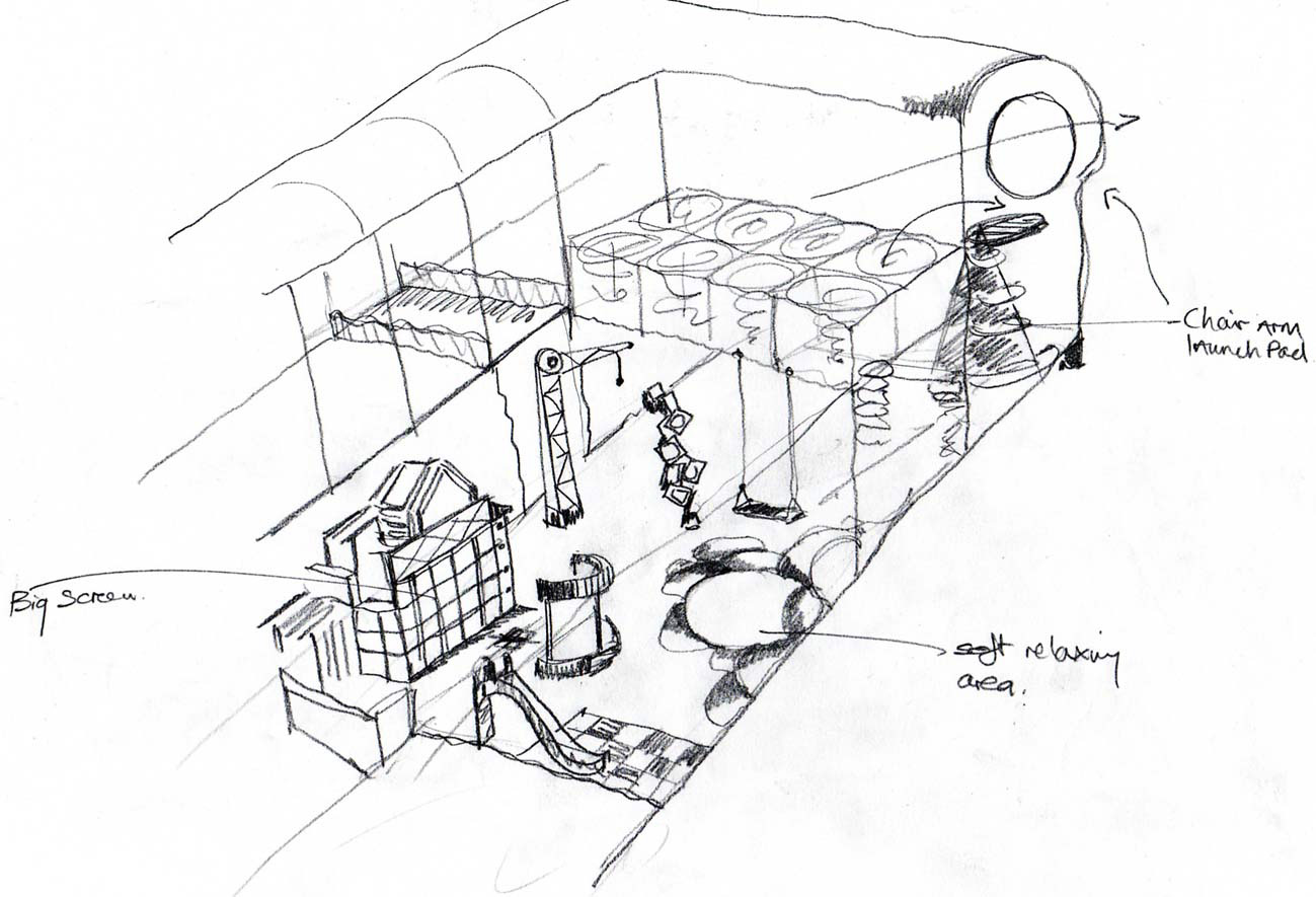 Early Numberjacks set design image